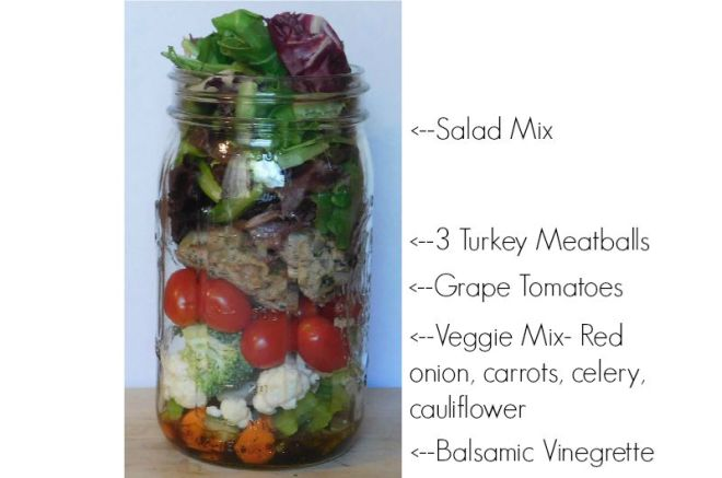 TurkeyJarSalad