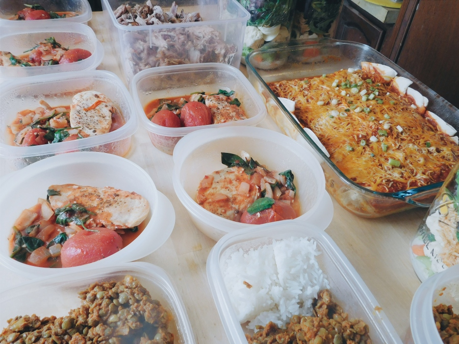 Weekly Food Prep